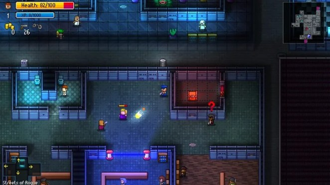 Streets of Rogue on PS4