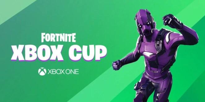 Fortnite Xbox Cup