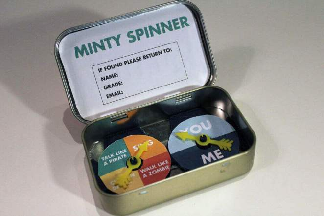 minty spinner altoy