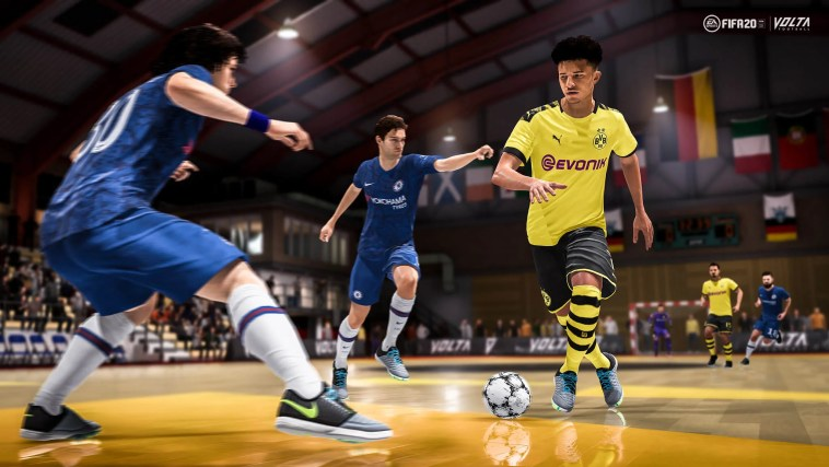 Image result for fifa 20 gameplay