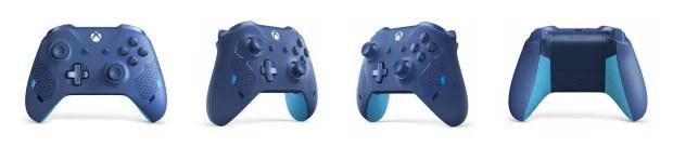 gamescom 2019: Level-Up mit dem Xbox Wireless Controller - Night Ops Camo und Sport Blue Special Editions