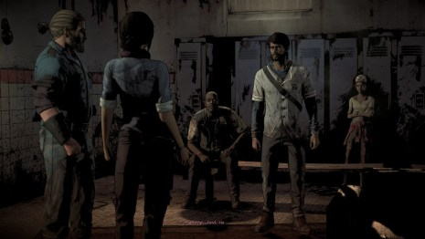 The Walking Dead: The Telltale Definitive Series on PS4