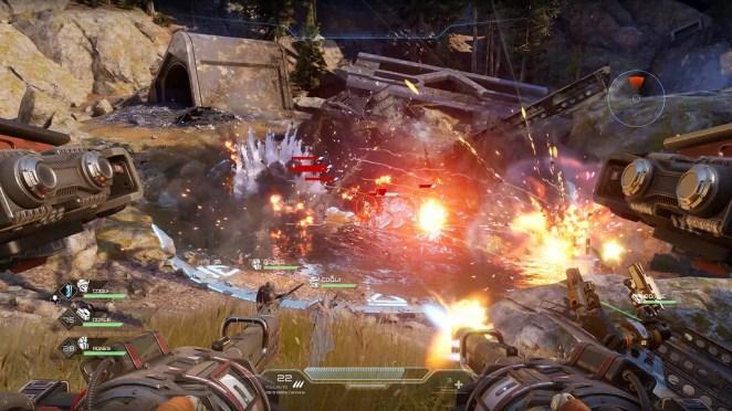 Disintegration on PS4