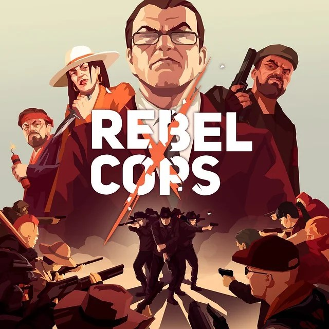 Rebel Cops