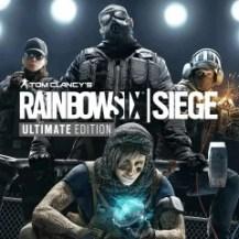 Tom Clancy's Rainbow Six Siege Ultimate Edition