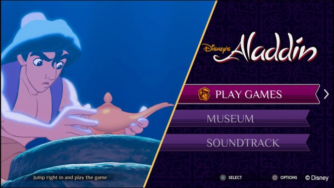 Disney Classic Games: Aladdin and The Lion King on PS4
