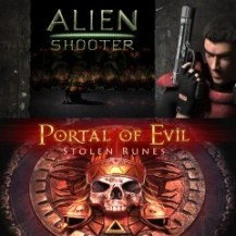 Alien Shooter&Portal of Evil: Stolen Runes