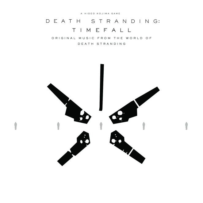 Death Stranding Soundtrack on PS4