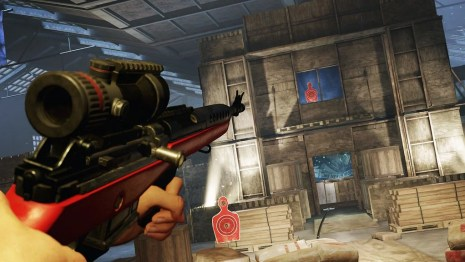 Blood and Truth on PSVR