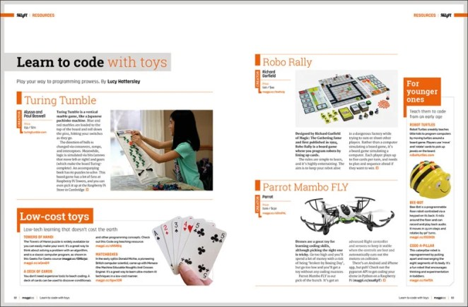 Learn to code with toys