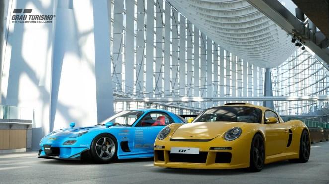 GT Sport - 1.50 Update