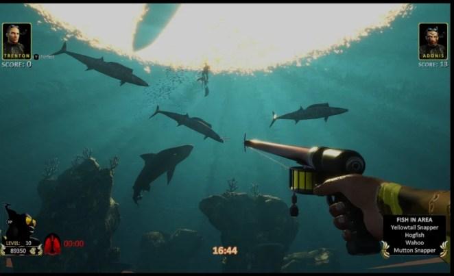 Next Week on Xbox: Neue Spiele vom 3. bis 6. Dezember: Freediving Hunter: Spearfishing the World
