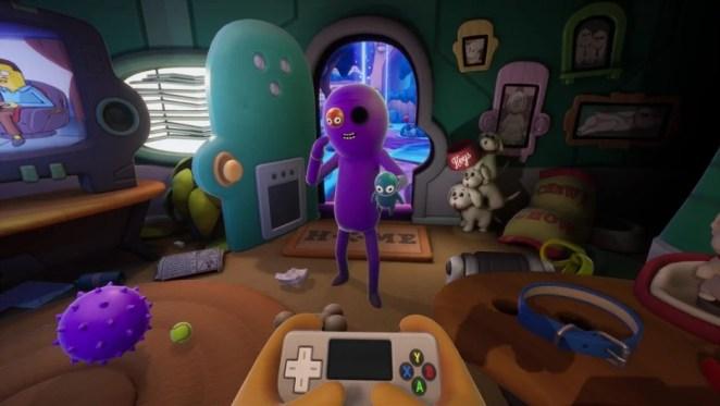 Next Week on Xbox: Neue Spiele vom 3. bis 6. Dezember: Trover Saves the Universe