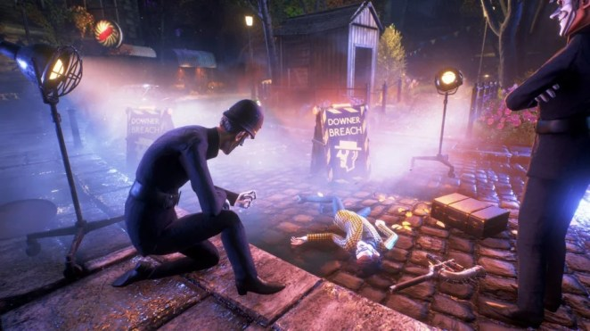 We Happy Few: We All Fall Down