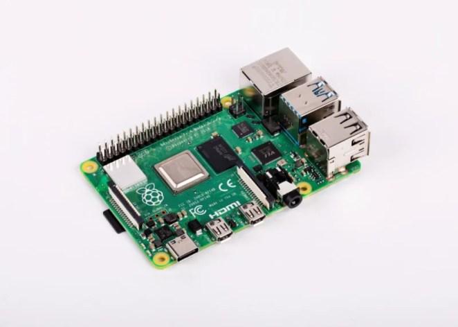 Raspberry Pi 4 dual HDMI slots