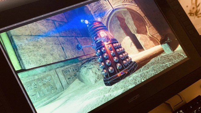 Doctor Who: The Edge of Time on PS4