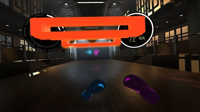 BoxVR on PS4