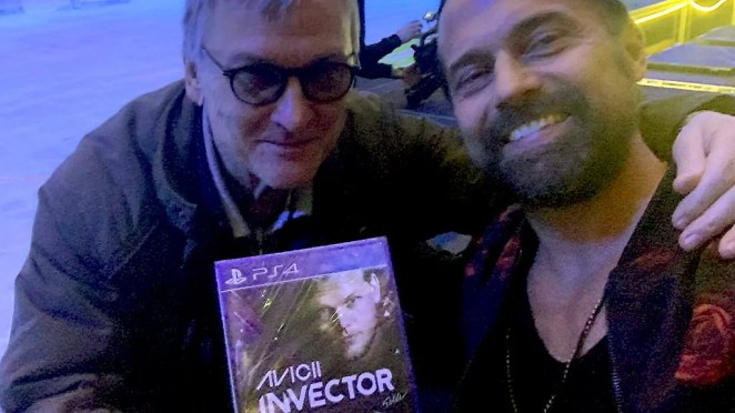 AVICII Invector on PS4
