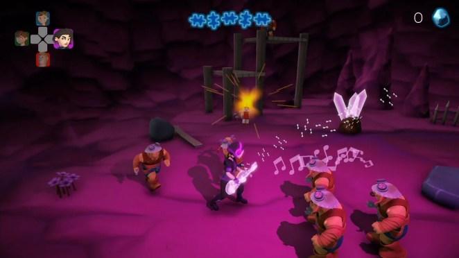 Treasure Rangers on PS4