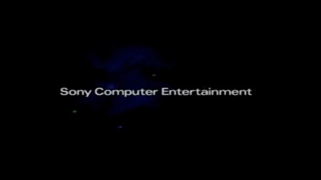 PlayStation Startup Screen