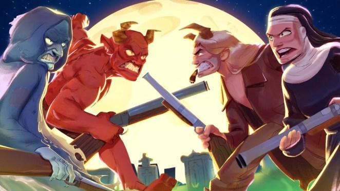 Next Week on Xbox: Neue Spiele vom 24. bis 27. Dezember: Demons with Shotguns