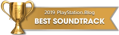 PS Blog Game of the Year 2019 - Best Soundtrack - 2 - Gold