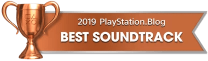 PS Blog Game of the Year 2019 - Best Soundtrack - 4 - Bronze
