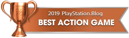 PS Blog Game of the Year 2019 - Best Action Game - 4 - Bronze