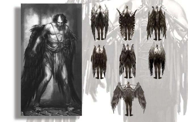 God of War Concept Art