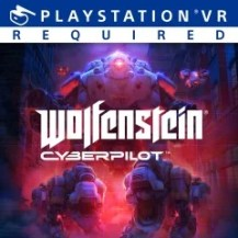 Wolfenstein: Cyberpilot (deutsche Sprachversion)