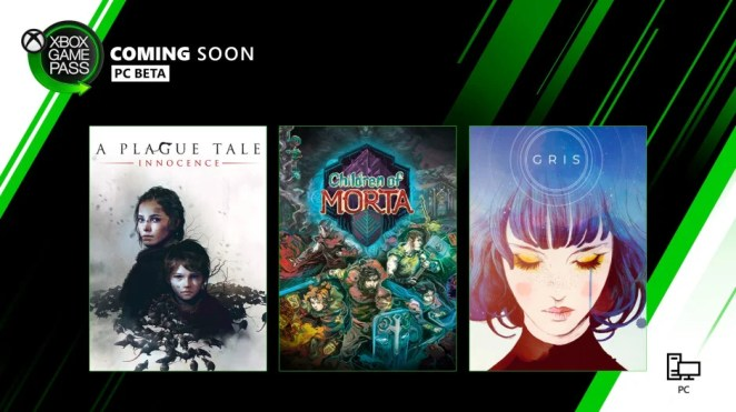 Xbox Game Pass for PC - Coming Soon