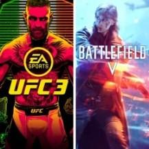BATTLEFIELD V and EA SPORTS™ UFC® 3-Bundle