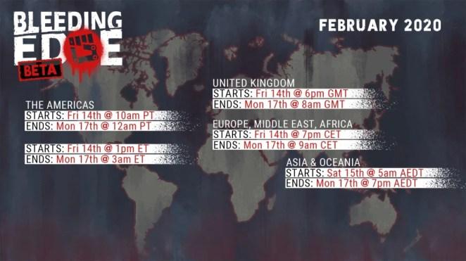 Bleeding Edge: Alles, was Du zum Closed Beta-Wochenende wissen musst