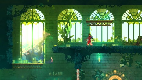 Dead Cells - The Bad Seed DLC on PS4