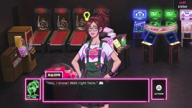 Arcade Spirits on PS4