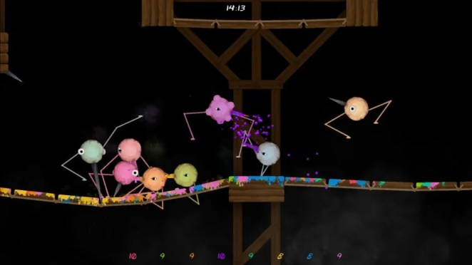 Next Week on Xbox: Neue Spiele vom 24. bis 28. Februar: Stab Stab Stab!