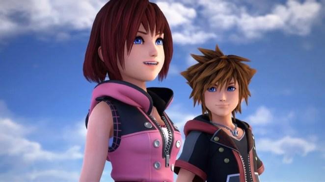 Kingdom Hearts III – Re Mind