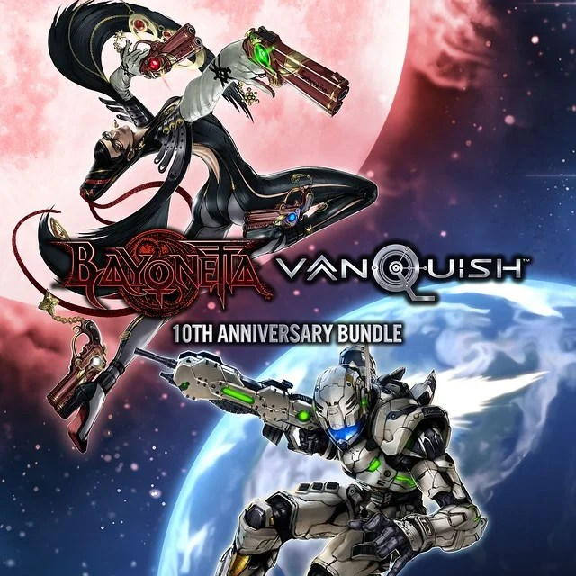 Bayonetta & Vanquish 10th Anniversary Launch