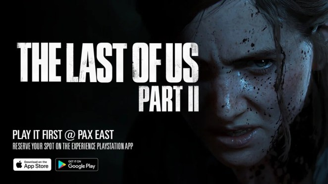The Last of Us Part II on PS4