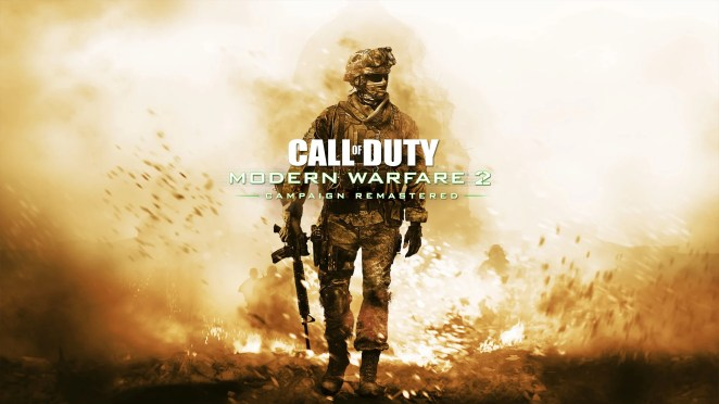 Call of Duty Modern Warfare 2 Campaign Remastered on PS4