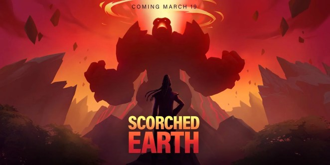 Dauntless - Scorched Earth