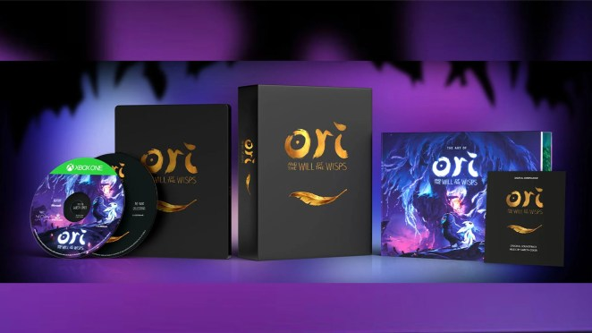 Image result for ori collector's edition