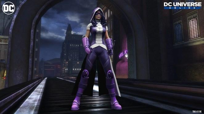 DC Universe Online: Birds of Prey - The Huntress