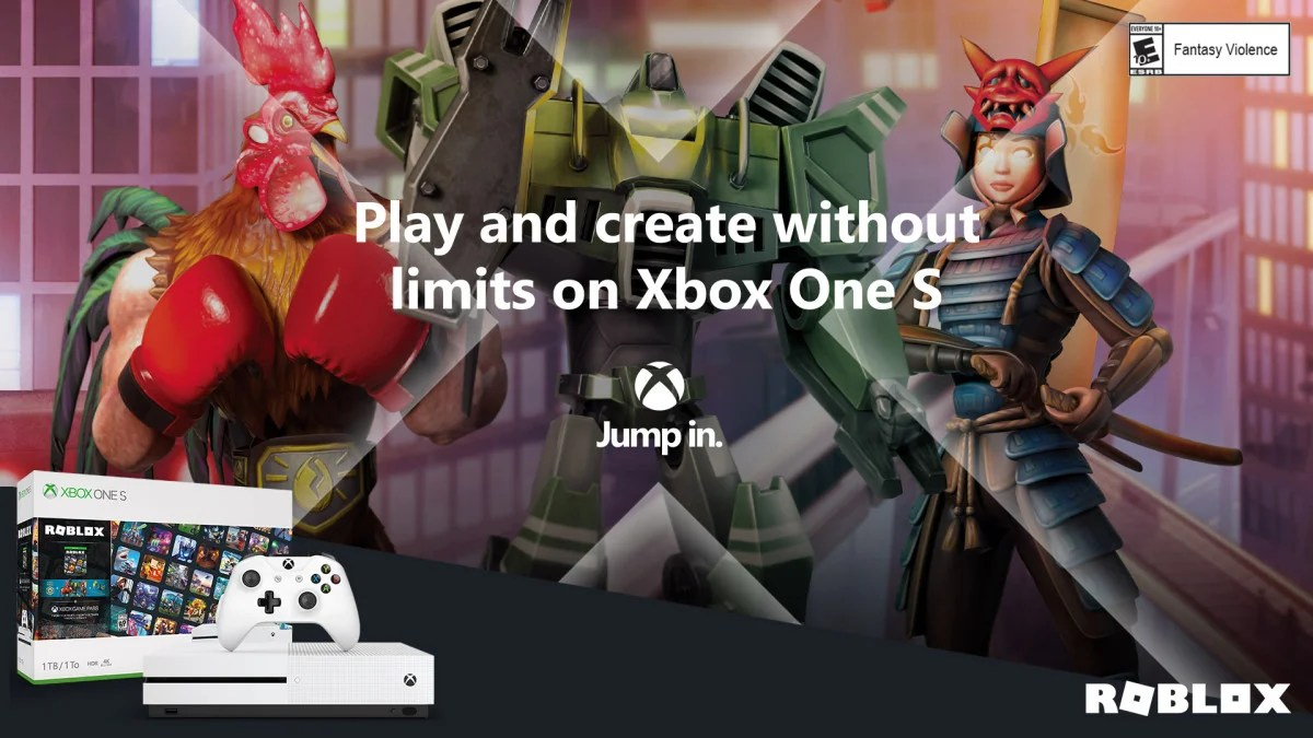 Install Roblox Game Worldwide Trendings Xbox One S Roblox Bundle Lets You Play And Create Without Limits ブログドットテレビ