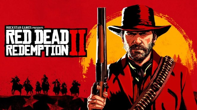 Red Dead Redemption 2 Key Art