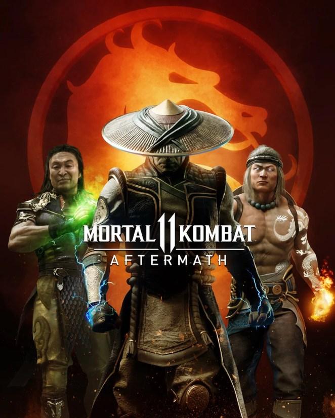 Mortal Kombat 11 on PS4