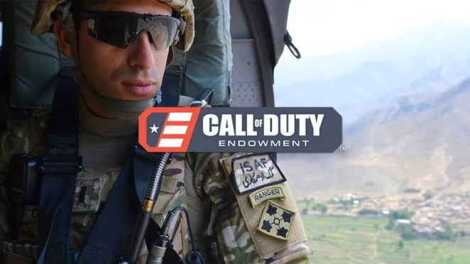 Call of Duty Endowment Fearless Pack