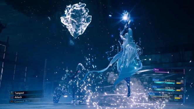 Final Fantasy VII Remake - Shiva