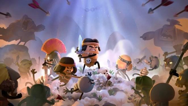 Next Week on Xbox: Neue Spiele vom 22. bis 26. Juni: Conan Chop Chop