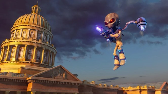 Destroy All Humans! – July 28